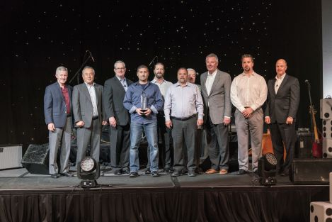 Homans Associates - Top Diamond Partner Award of the Year