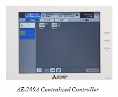 AE-200A Centralized Controller
