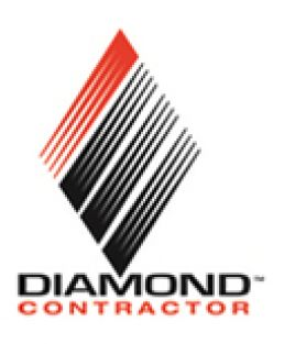 Diamond Contractor Logo