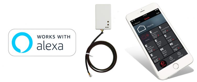 The Mitsubishi Electric Wireless Interface and kumo cloud® mobile app